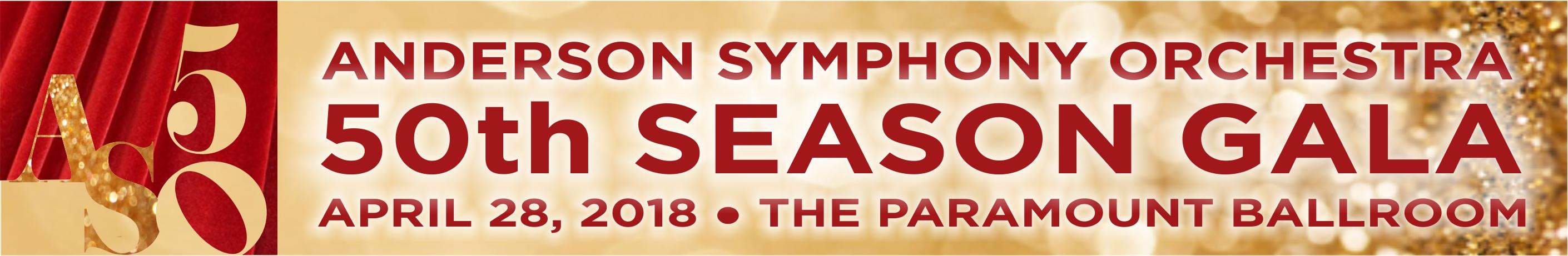 ASO Gala 50th Season Legacy