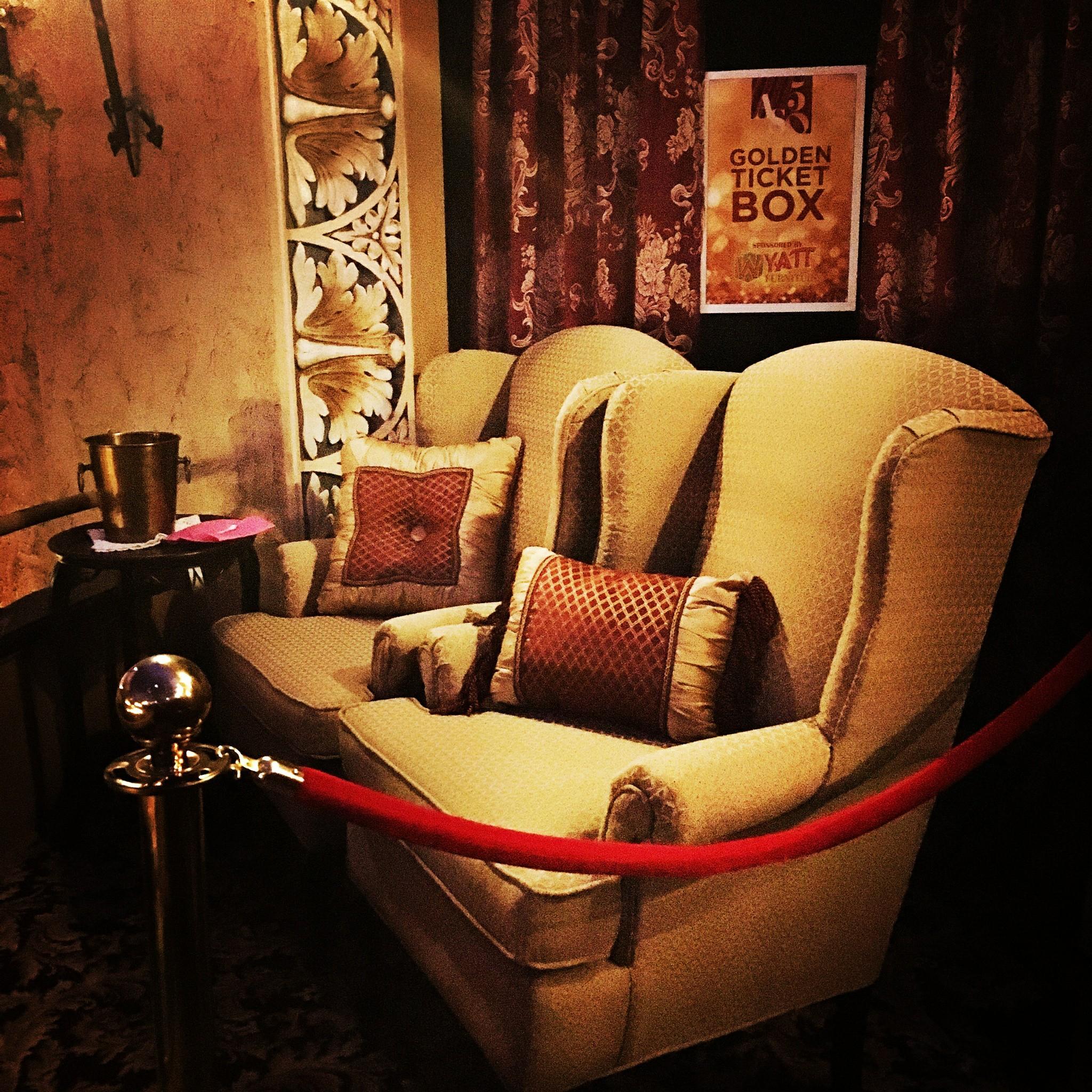 golden ticket, wyatt furniture