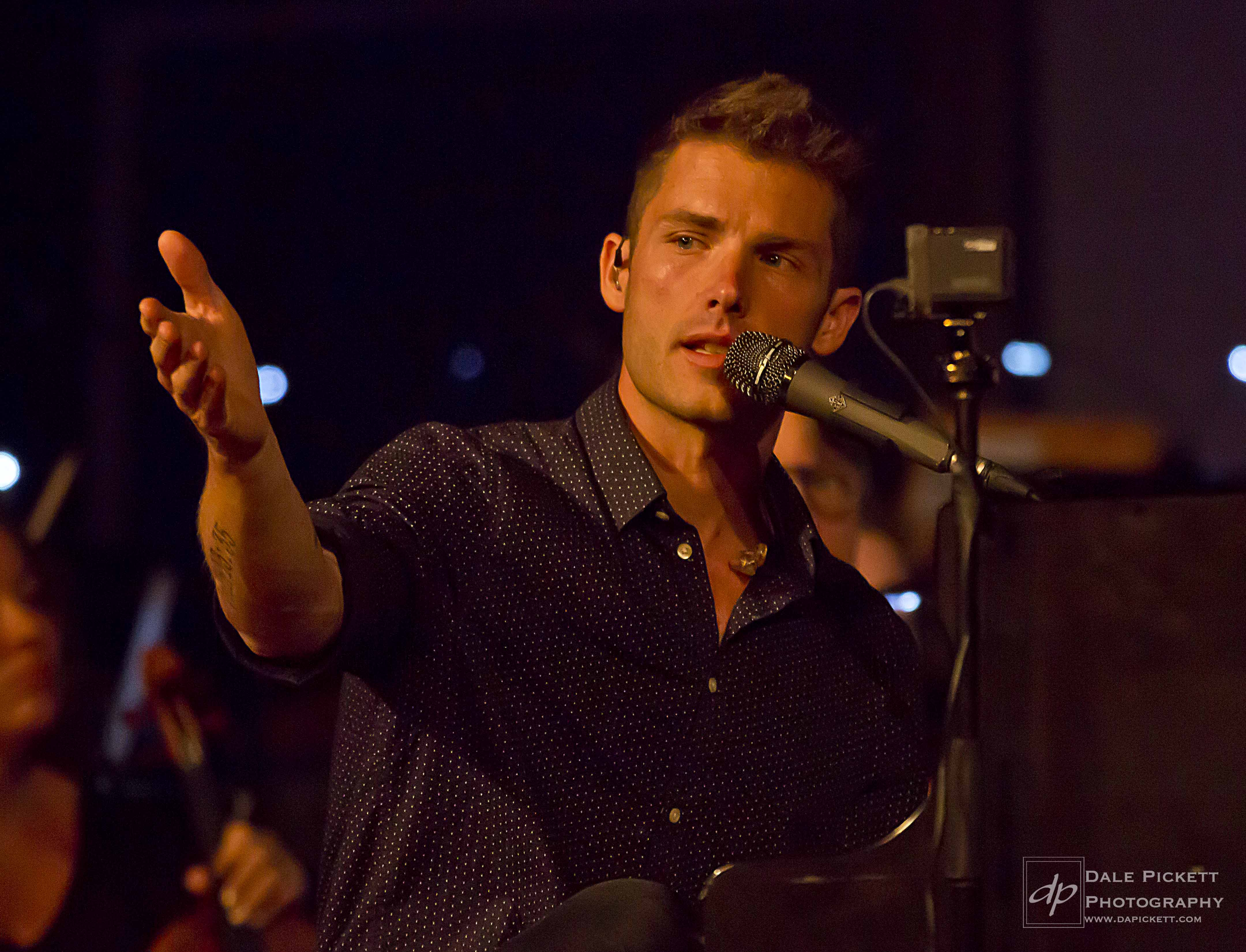 Jon McLaughlin, Anderson Symphony Orchestra, Paramount Theatre, Paramount THeater, ASO, Anderson, Christmas Concert, Indiana