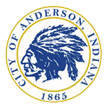 City of Anderson logo,