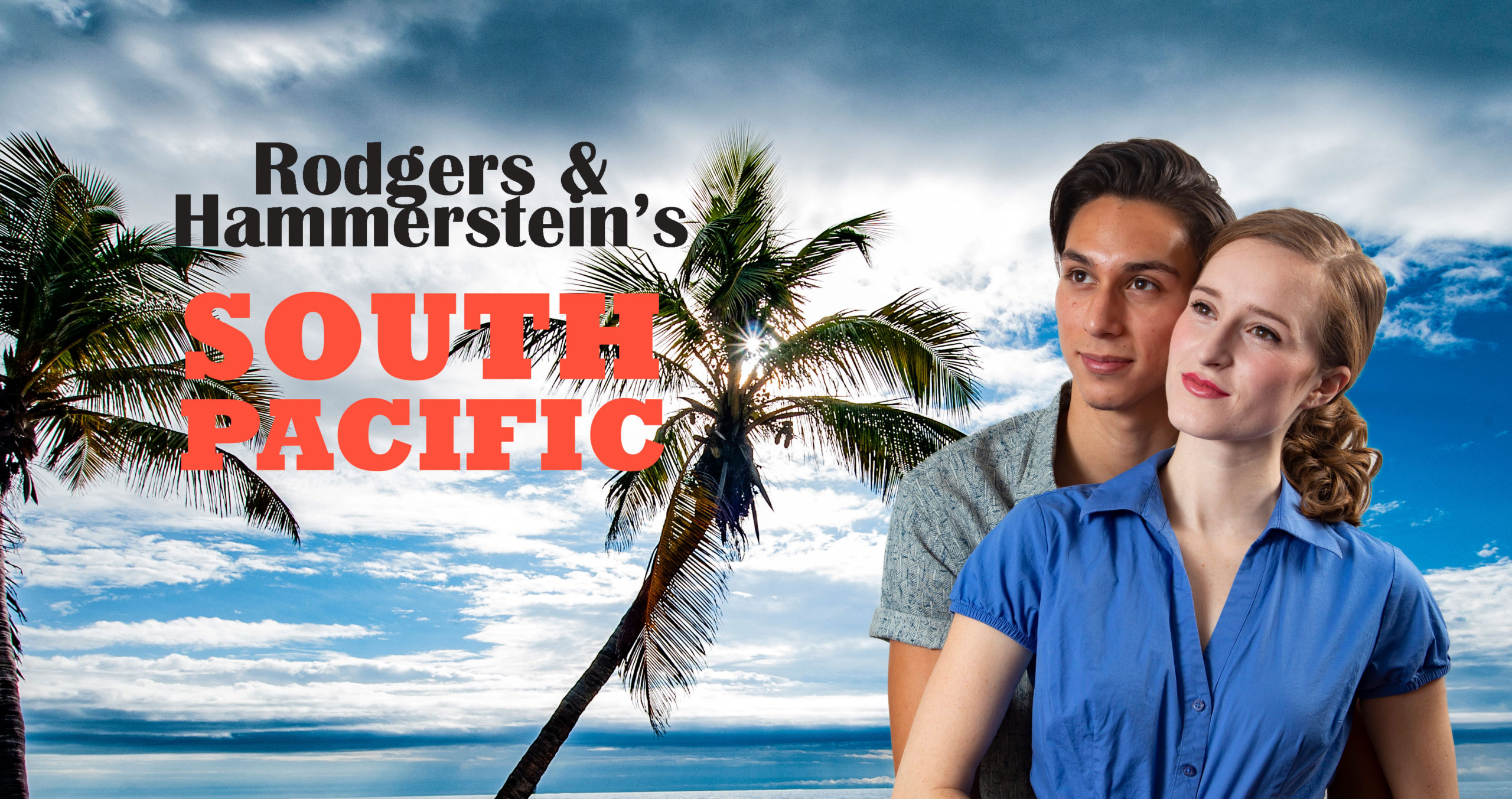 south pacific , anderson symphony, rodgers and hammerstein's, musical